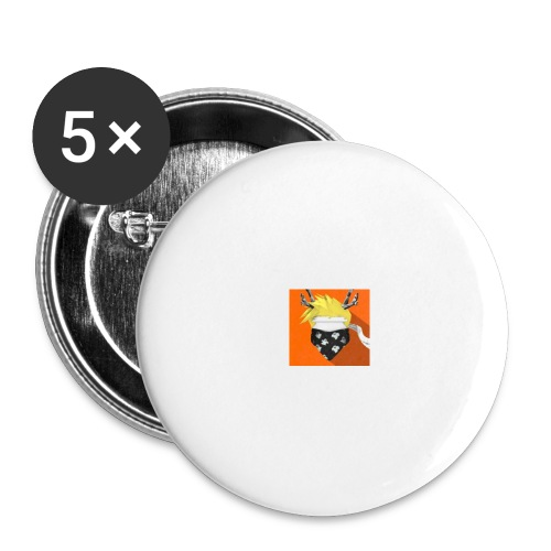 th85RY0P89 - Buttons large 2.2'' (5-pack)