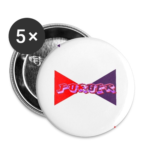 forger logo png - Buttons large 2.2'' (5-pack)