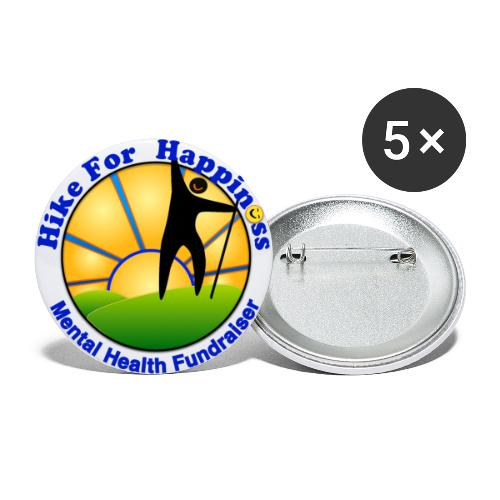 Hike Tops & Buttons - Buttons large 2.2'' (5-pack)