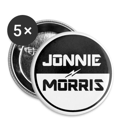 JM SHADOW STORM - Buttons large 2.2'' (5-pack)