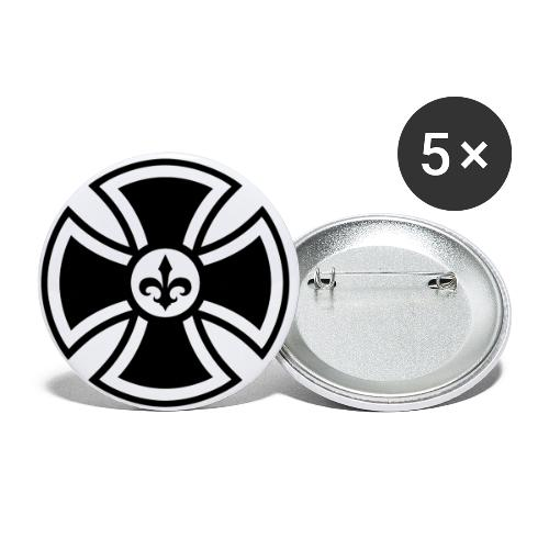 Priory Society Privacy Buttons - Buttons large 2.2'' (5-pack)