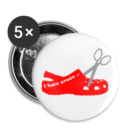 crocsstorepic - Buttons large 2.2'' (5-pack)