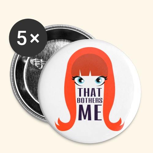 Coco TBM Graphic - Buttons large 2.2'' (5-pack)