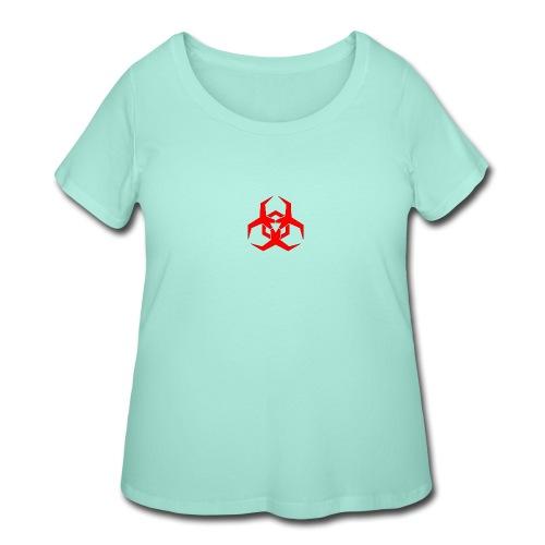 HazardMartyMerch - Women's Curvy T-Shirt