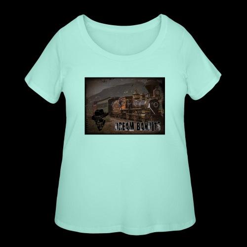 Dream Bandits Vintage SE - Women's Curvy T-Shirt