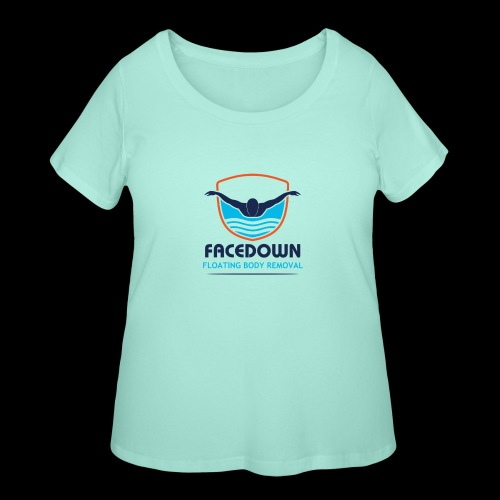 EVER HAVE TO REMOVE SOMEONE from a SUBMERGED CAR? - Women's Curvy T-Shirt