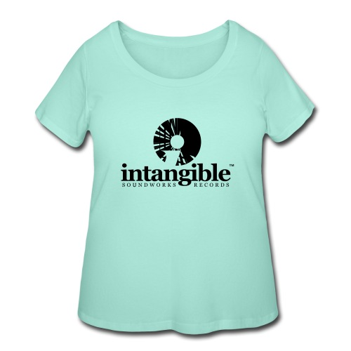 Intangible Soundworks - Women's Curvy T-Shirt