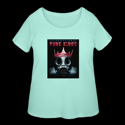Eye Rock IPK Design - Women's Curvy T-Shirt