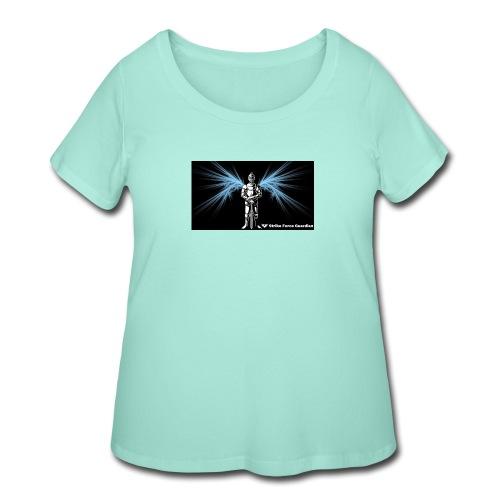 StrikeforceImage - Women's Curvy T-Shirt