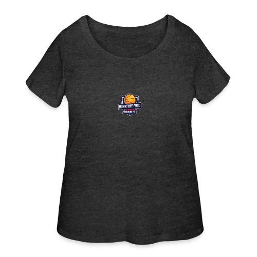 DUNKTIME Productions - Women's Curvy T-Shirt