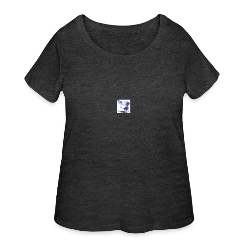 Spyro T-Shirt - Women's Curvy T-Shirt