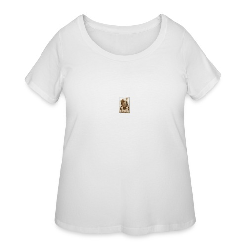 BB - Women's Curvy T-Shirt