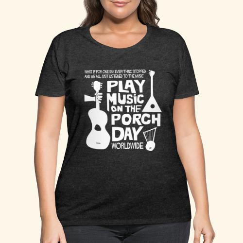 FINALPMOTPD_SHIRT1 - Women's Curvy T-Shirt