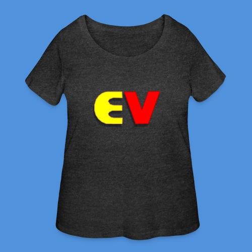 Entoro Vace Logo - Women's Curvy T-Shirt