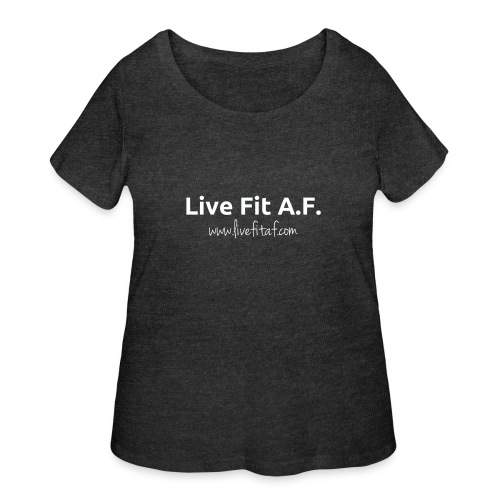 COOL TOPS - Women's Curvy T-Shirt