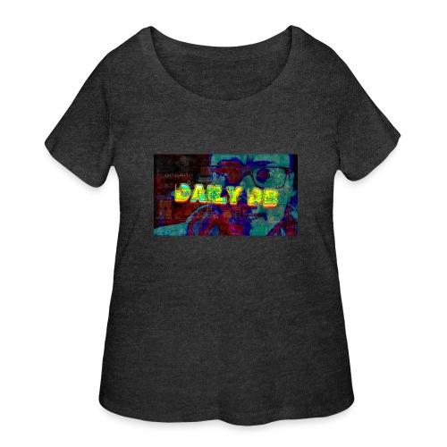 The DailyDB - Women's Curvy T-Shirt
