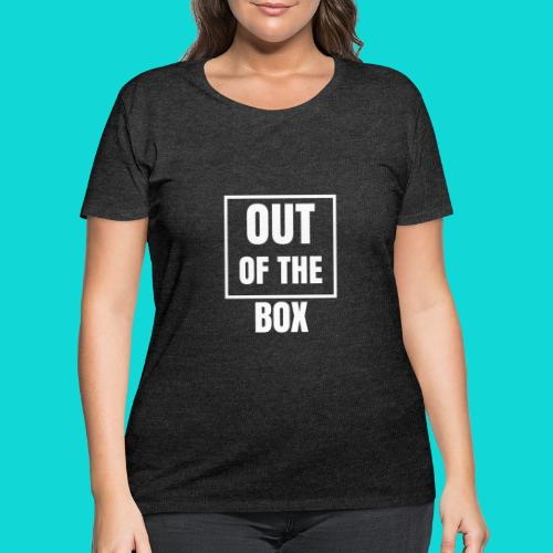 Out of the Box - Women's Curvy T-Shirt