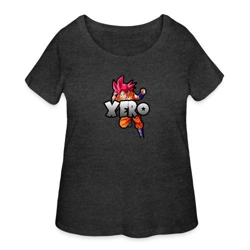 Xero - Women's Curvy T-Shirt