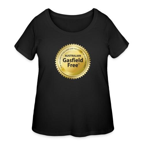 AGF Organic T Shirt - Traditional - Women's Curvy T-Shirt