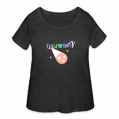 Legendary - Women's Curvy T-Shirt