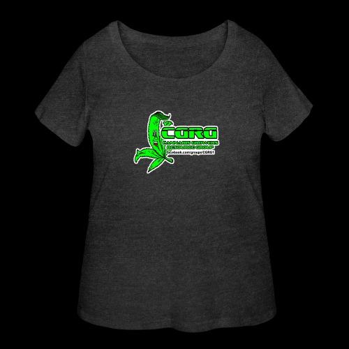 CGRG - Women's Curvy T-Shirt