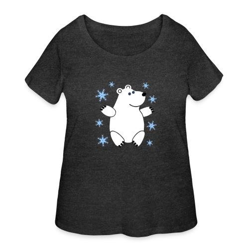 Icebear - Women's Curvy T-Shirt
