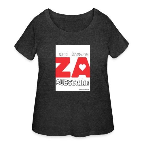 2BE4174E CBA5 4BF1 BC79 FD191616D6D7 - Women's Curvy T-Shirt