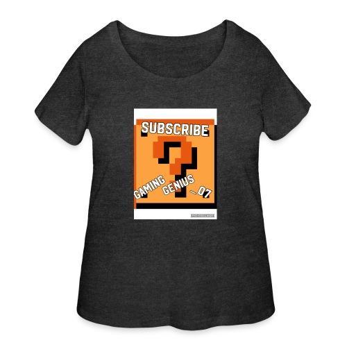 B352BFF4 2E34 449A 996F 7F29B471DB3E - Women's Curvy T-Shirt