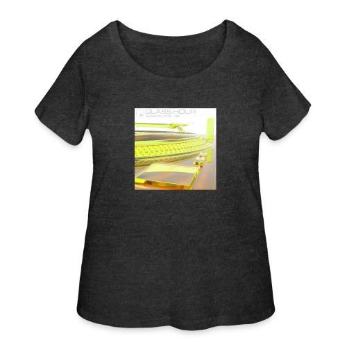 Glass Hour Session 3 - Women's Curvy T-Shirt
