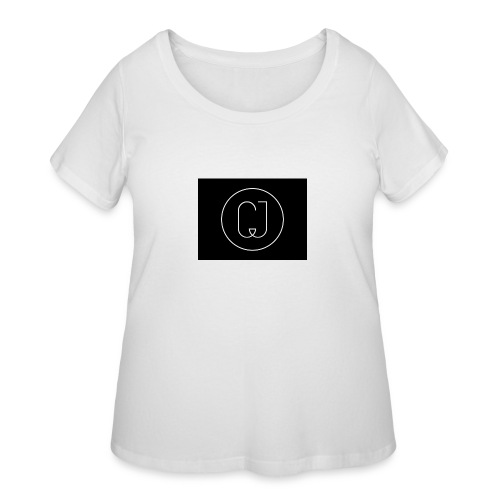 CJ - Women's Curvy T-Shirt