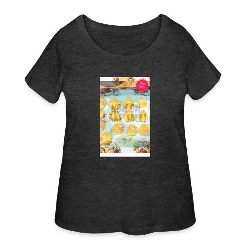 Best seller bake sale! - Women's Curvy T-Shirt