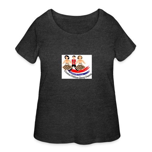 kolo logo ver2 - Women's Curvy T-Shirt