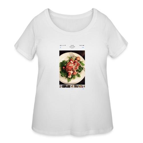 King Ray - Women's Curvy T-Shirt