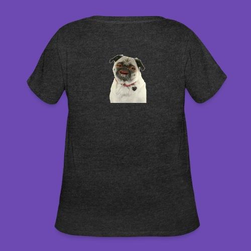 Good times goodbye good boy. - Women's Curvy T-Shirt