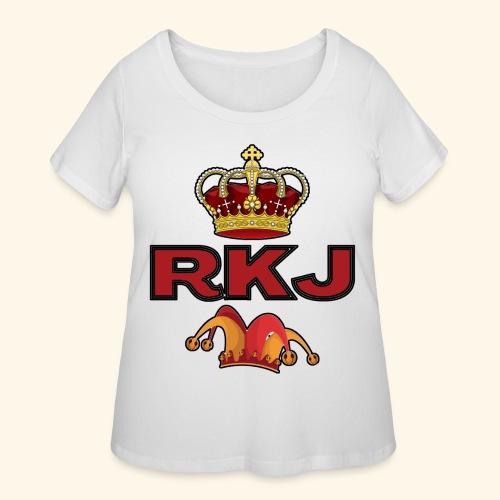 RKJ2 - Women's Curvy T-Shirt