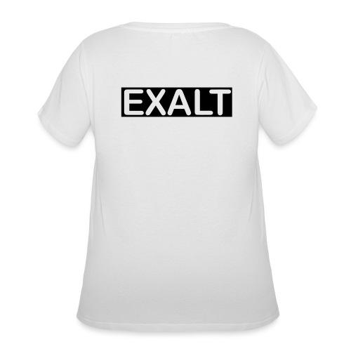 EXALT - Women's Curvy T-Shirt