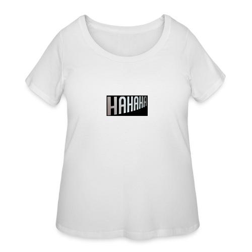 mecrh - Women's Curvy T-Shirt