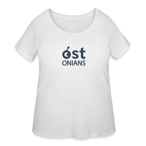 OSTonians - Women's Curvy T-Shirt