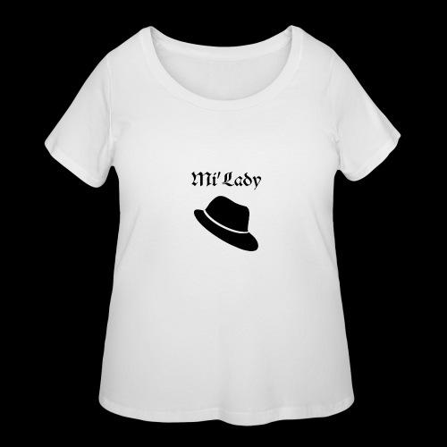 Mi'Lady - Women's Curvy T-Shirt