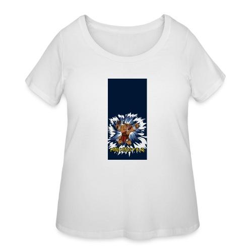 minotaur5 - Women's Curvy T-Shirt