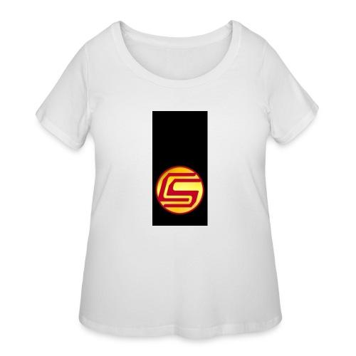 siphone5 - Women's Curvy T-Shirt