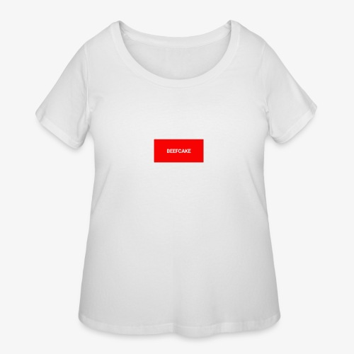 Beefcake supreme - Women's Curvy T-Shirt