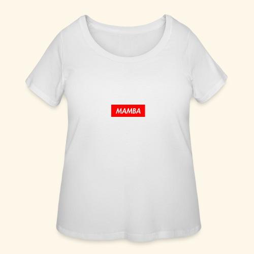 Supreme Mamba - Women's Curvy T-Shirt