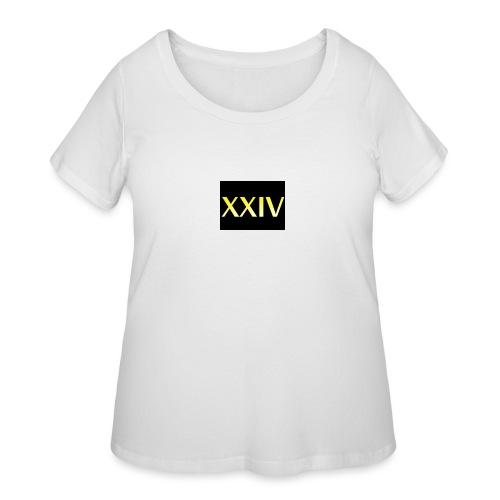 xxiv - Women's Curvy T-Shirt