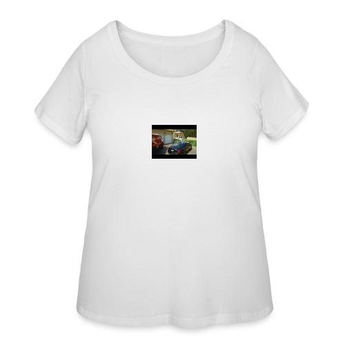 ESSKETIT - Women's Curvy T-Shirt