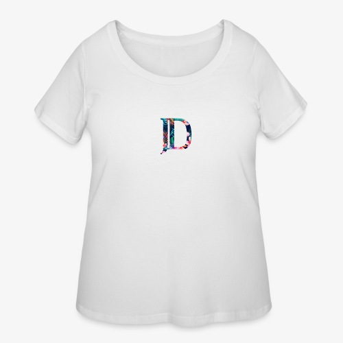 DakeJeitz 2.0 - Women's Curvy T-Shirt