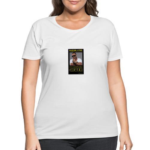 BOLDER STEEL PITTSBURGH 4EVER 1 - Women's Curvy T-Shirt