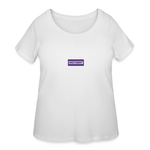 Westurnt - Women's Curvy T-Shirt