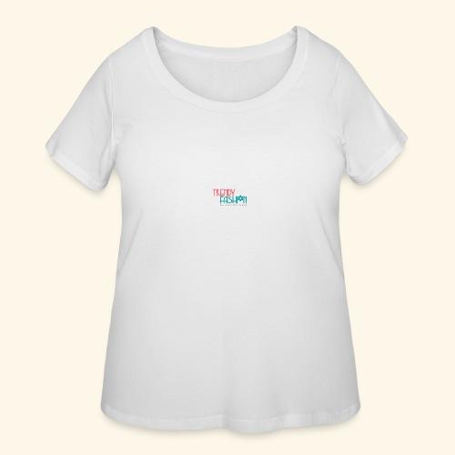 Trendy Fashions Go with The Trend @ Trendyz Shop - Women's Curvy T-Shirt