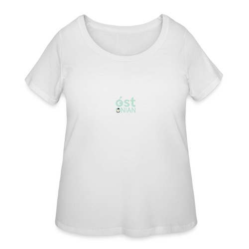 ostonian - Women's Curvy T-Shirt